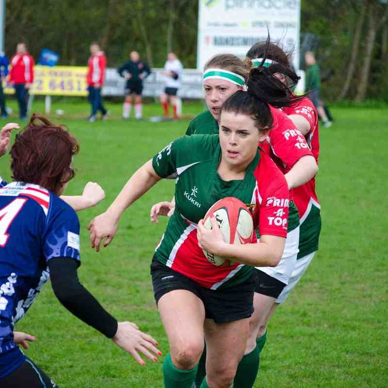 Handsworth Women v Aston Women - 12/04/15