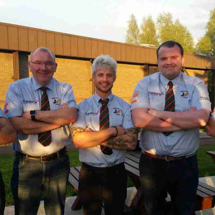 Newton Aycliffe Rugby Club unveil new look coaching team