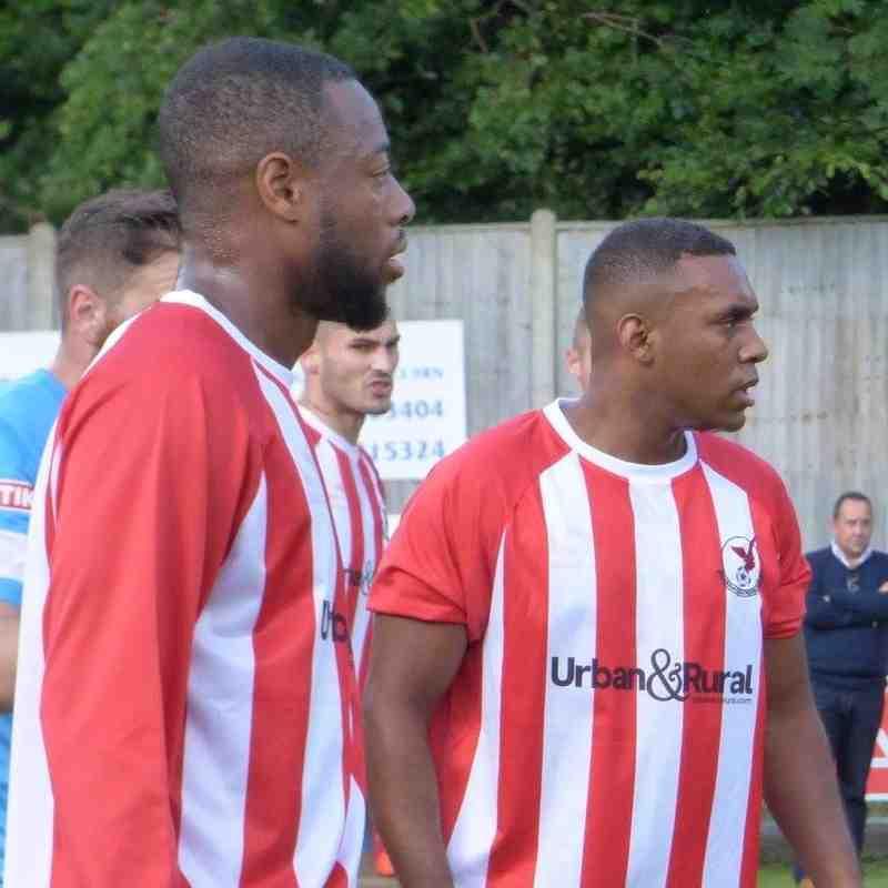 Leighton Town F.C v Fleet Town - Away  19th September 15