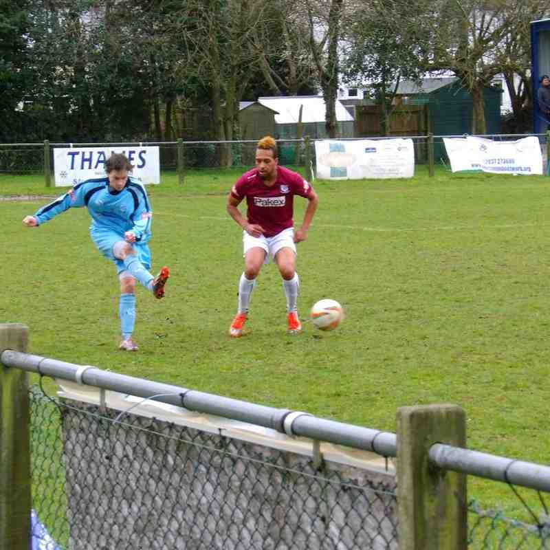 Potters Bar Town v Leighton Town 26/03/16