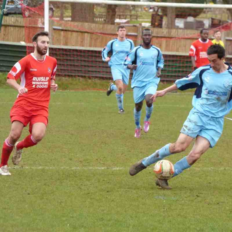 Northwood v Leighton Town 9th April 2016
