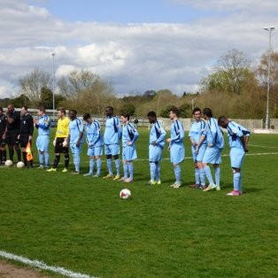 Chalfont St Peter 4 - Leighton Town 2