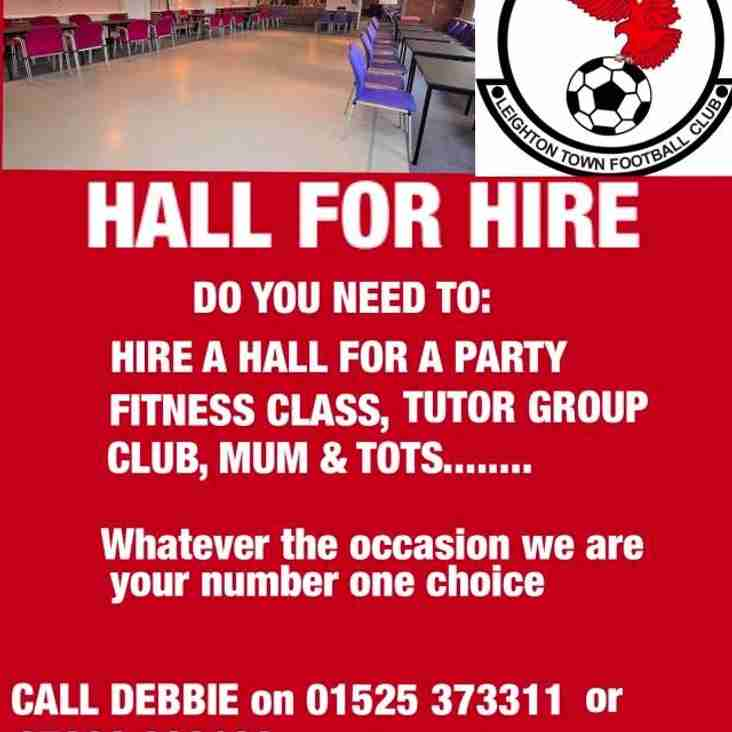 Need A Venue For Your Event In 2017