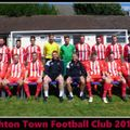 Leighton Town F.C beat St Neots Town Reserves 1 - 2