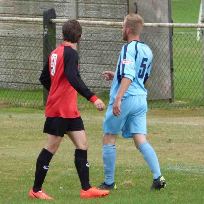 Leighton Town F.C v Tring Athletic - Sat 20 Aug 2016