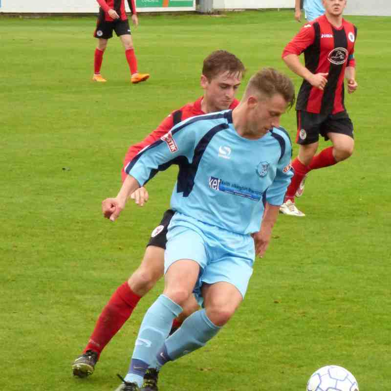 Leighton Town F.C v Brackley Town Saints - Sat 10 Sep 2016