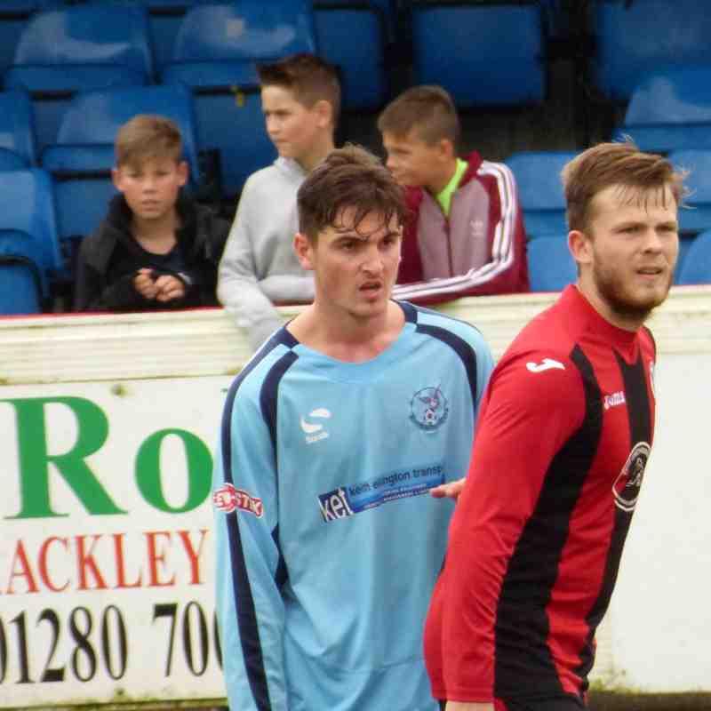 Leighton Town F.C v Brackley Town Saints - Sat 10 Sep 2016