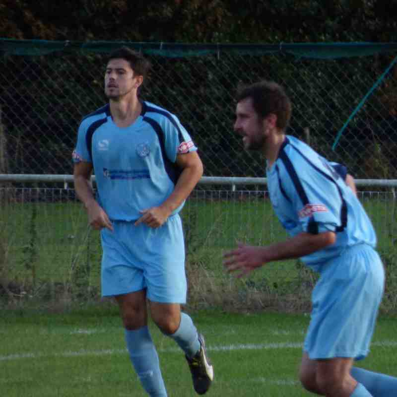 Leighton Town F.C v St Margaretsbury - Sat  1 Oct 2016