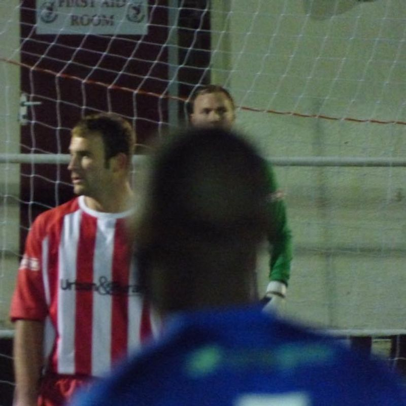 Leighton Town F.C v Dunstable Town - Tue 18 Oct 2016
