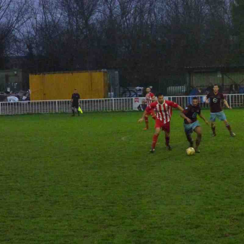 10/12/16 Away v Welwyn Garden City