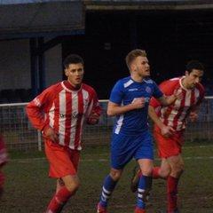 28/01/17 Away V FC Broxbourne Borough