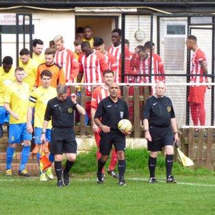 Leighton Town 0 - Sun Sports 1