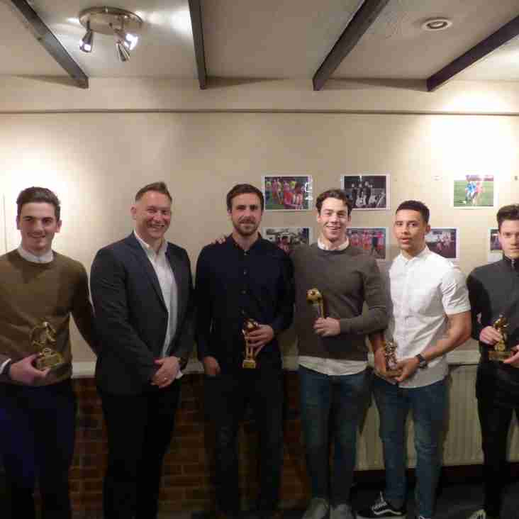 Message From The Chairman Presentation Night