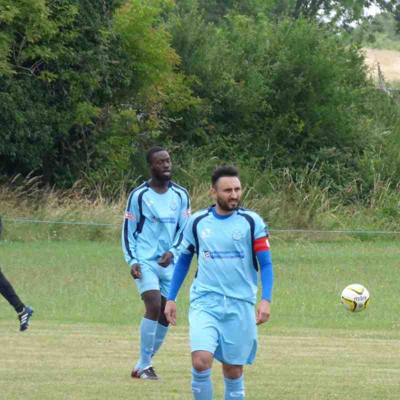 15/07/17 Away Friendly v Totternhoe
