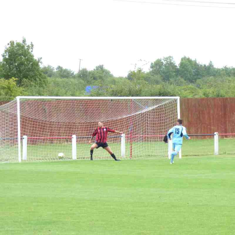 22/07/17 Friendly Away Raunds Town
