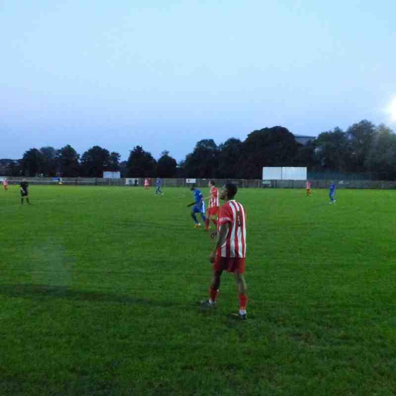 25/07/17 Home Friendly v AFC Dunstable