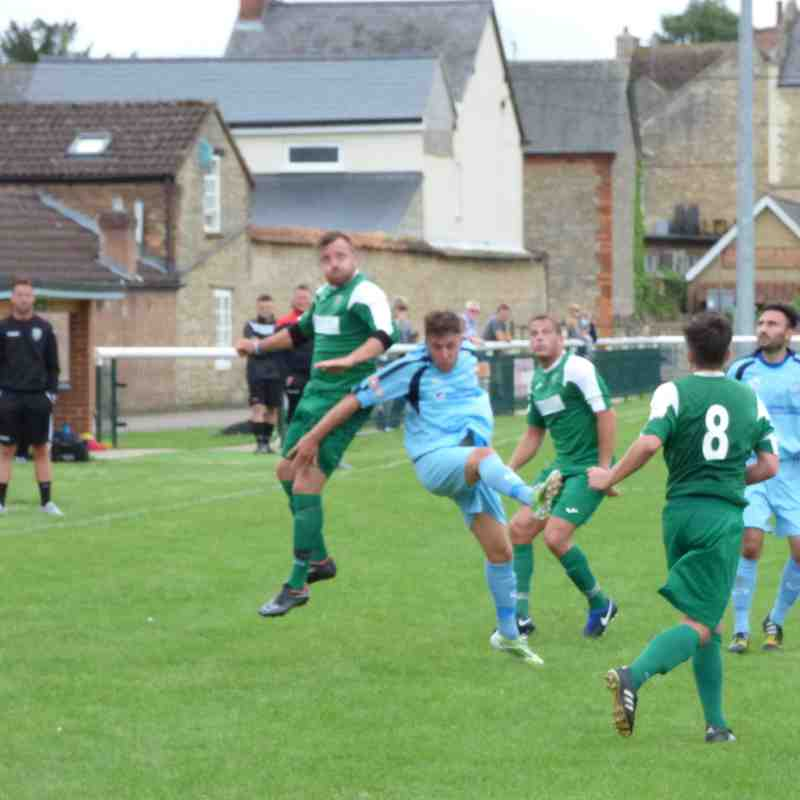 29/07/17 Away Friendly v Olney Town