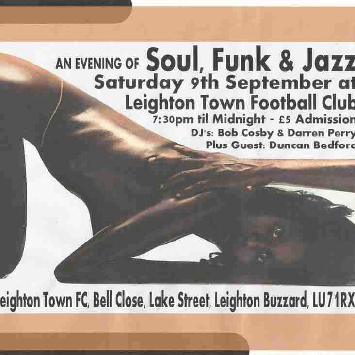 An Evening Of Soul, Funk & Jazz