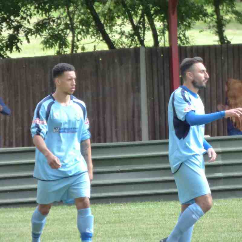 12/08/17 Away v London Tigers