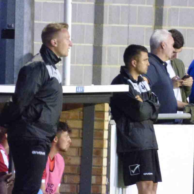 29/08/17 Away v Berkhamsted