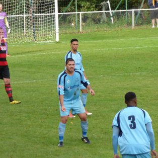 First Team Held To Goal Less Draw