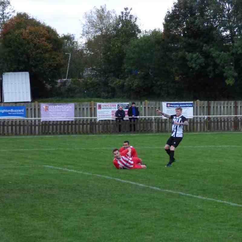 07/10/17 Home v Colney Heath