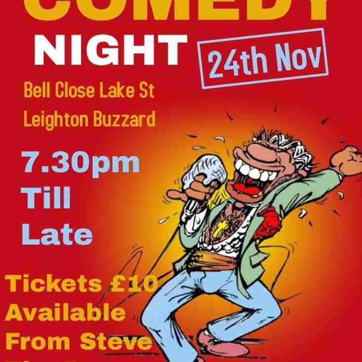 Comedy Night At Leighton Town