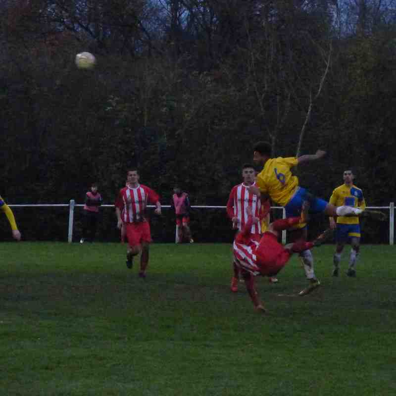 18/11/17 Away v Harpenden Town