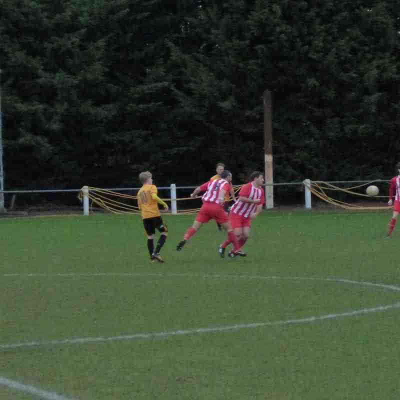 23/12/17 Away v Stotfold