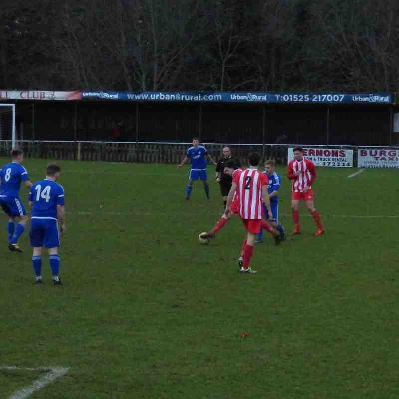 30/12/17 Home v Biggleswade Utd