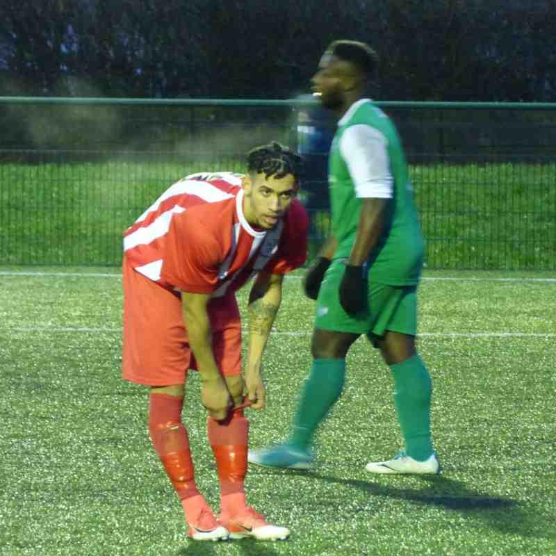 20/01/18 Away v Edgware Town