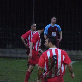 3 points for Town Against Crawley Green