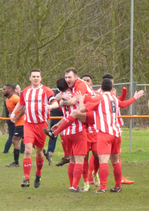 Wolverhampton Sc 3 Vs 4 Leighton Town F C 10 February 2018