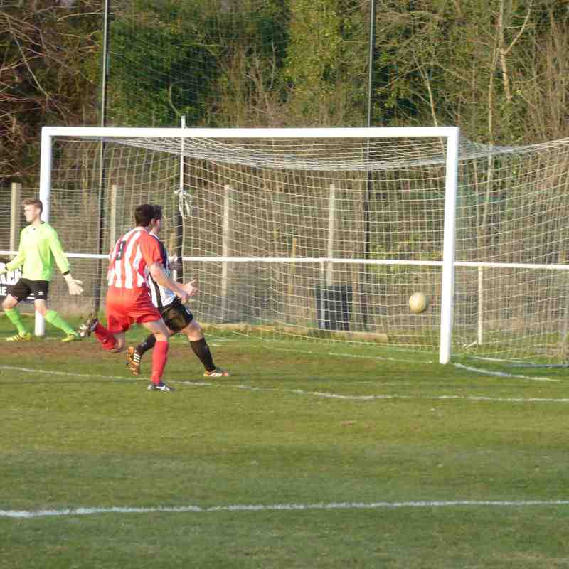 17/02/18 Away v Colney Heath