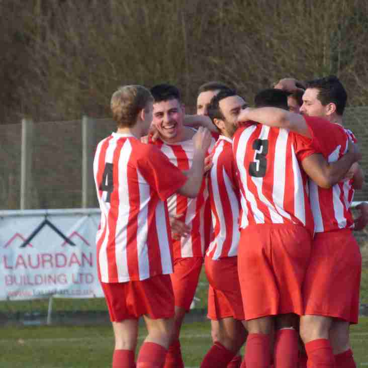 Town Continue Winning Run With Victory Over Colney Heath
