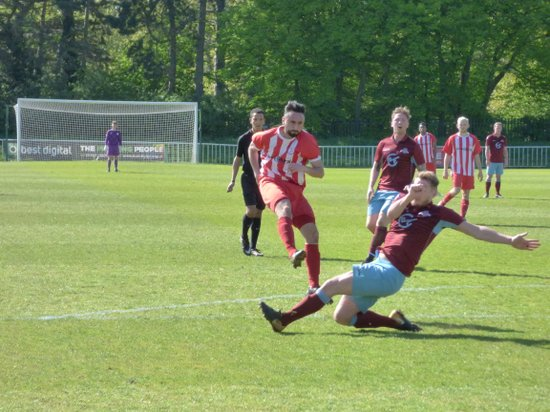05/05/18 Away v Welwyn Garden City