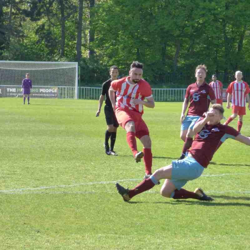05/05/18 Away v Welwyn Garden City