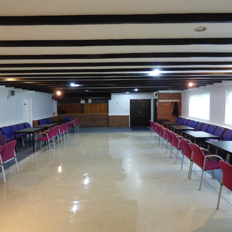 Function Hall Re-Decoration