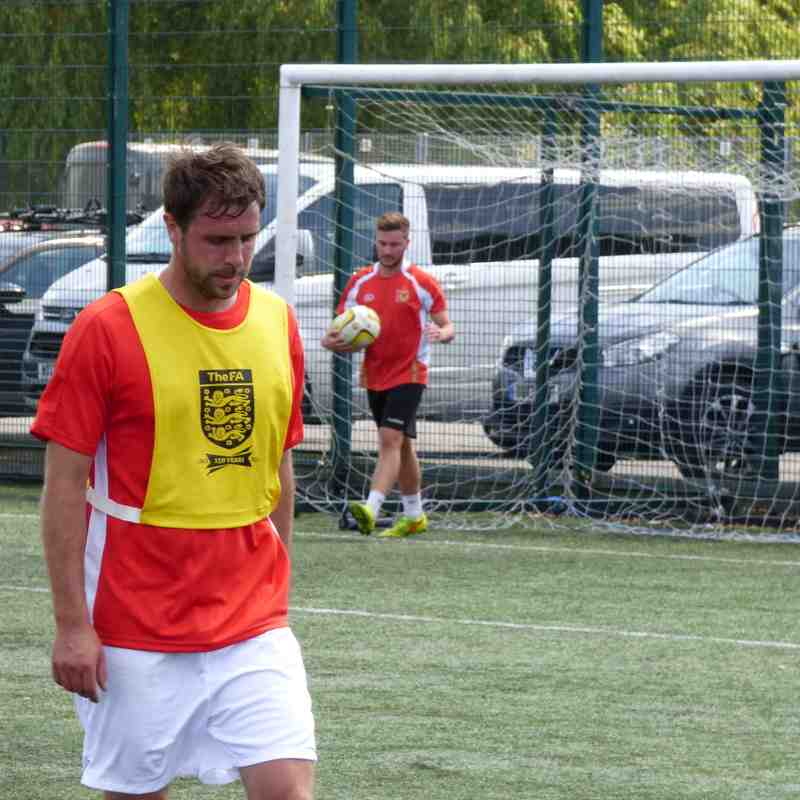 07/07/18 Pre-Season Training Cedars School