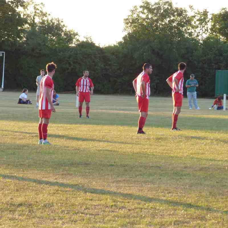 10/07/18 Away v New Bradwell St Peter
