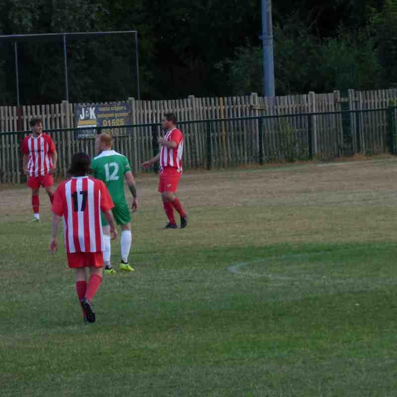 17/07/18 Home v Aylesbury United