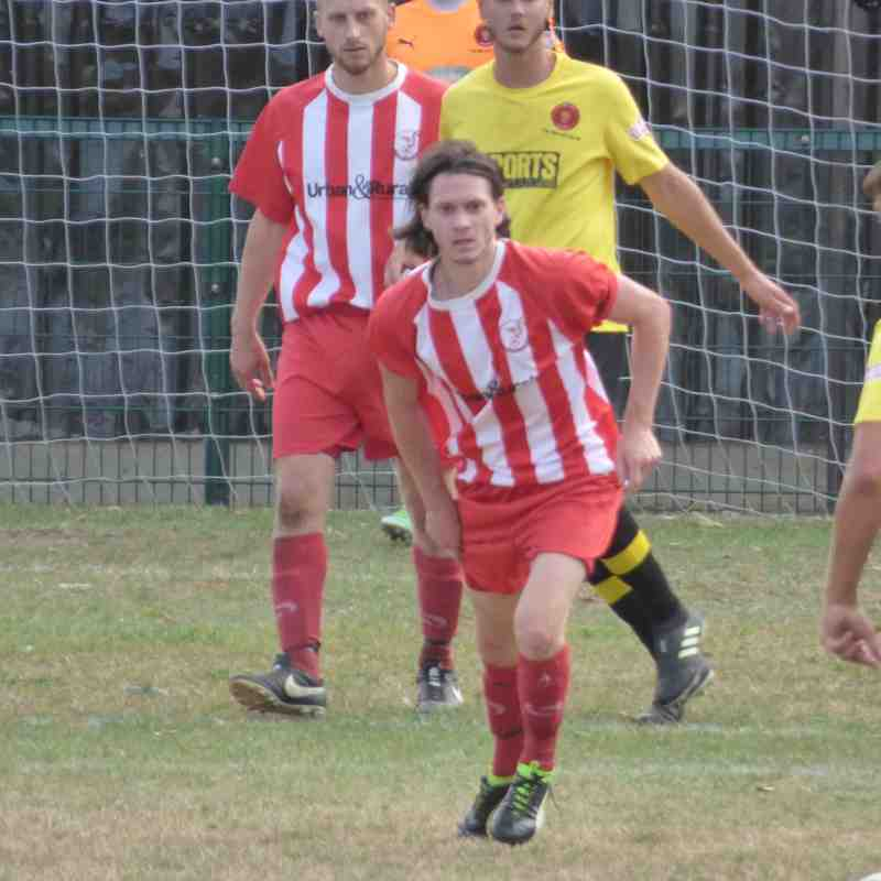 28/07/18 Home v Kempston Rovers