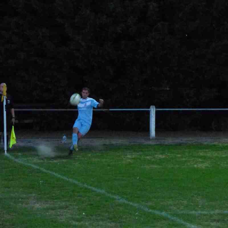 21/08/18 Away v Stotfold