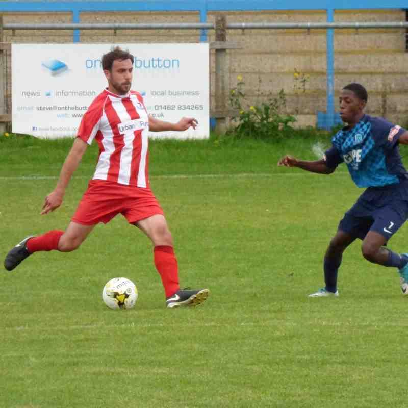 08/09/18 Away v Arlesey Town