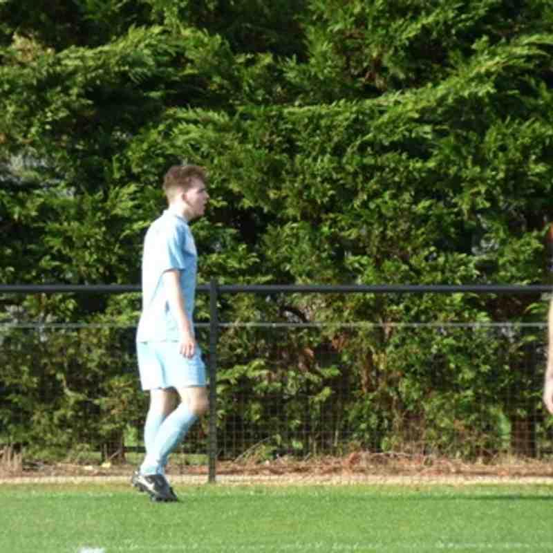 13/10/18  Away v Hadley