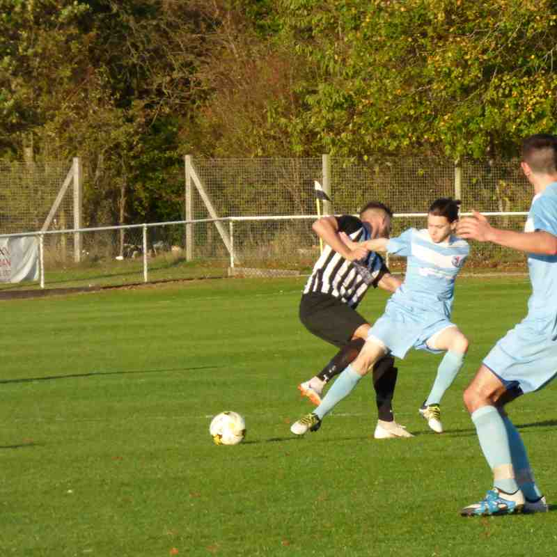 20/10/18 Away v Colney Heath