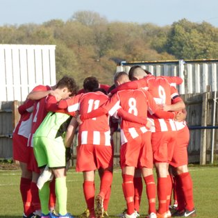 Town Knocked Out Of FA Vase