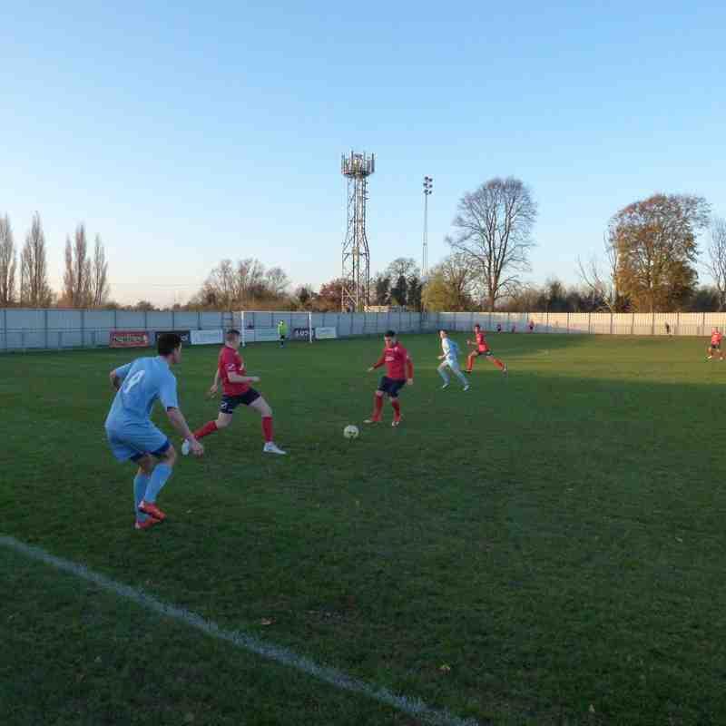 17/11/18 Away v Biggleswade United