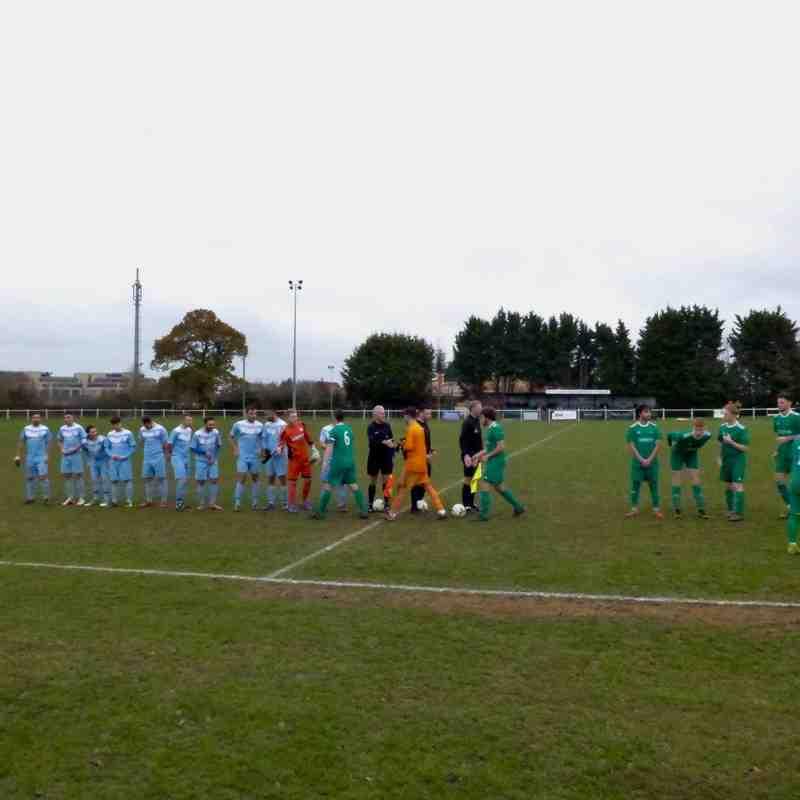 24/11/18 Away - Leverstock Green