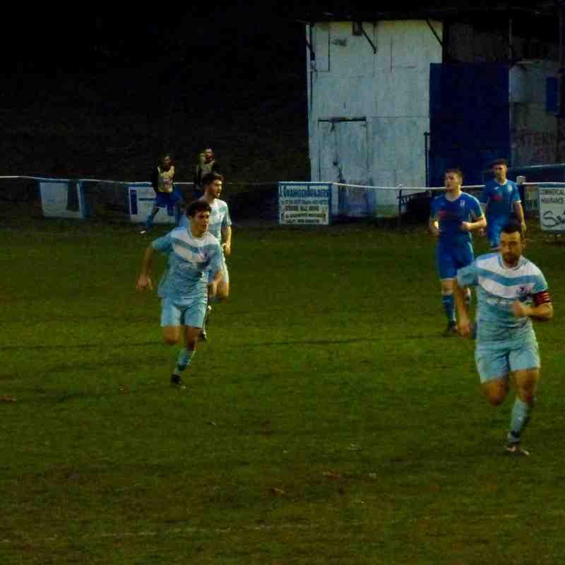01/12/18 Away v Lye Town FA Vase